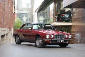 1975 Jaguar XJ6 Series 2 XJC 4.2 Coupe