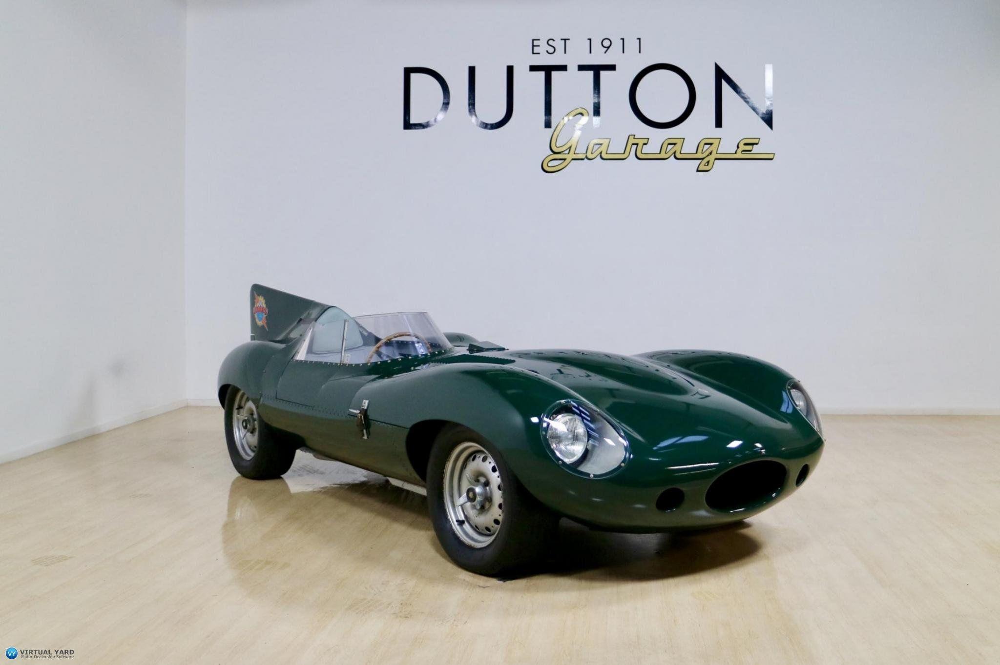 1957 Jaguar D Type Recreation By Tempero
