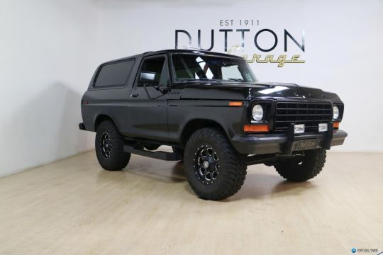 2019 Ford BRONCO