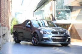 2015 Holden Special Vehicles Maloo GEN-F2 MY16 R8 LSA Utility Extended Cab 2dr Man 6sp 6.2SC