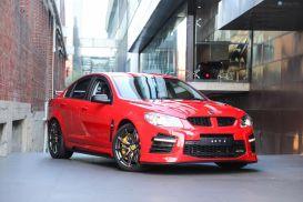 2015 Holden Special Vehicles GTS GEN-F2 Sedan 4dr Man 6sp 6.2SC [MY16]