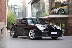2002 Porsche 911 996 Turbo Coupe 2dr Man 6sp AWD 3.6TT [MY03]