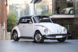 1974 Volkswagen Beetle Karmann Cabriolet 1303L