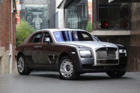 2013 Rolls-Royce Ghost 664S Sedan 4dr Auto 8sp 6.6TT [MY14]