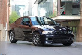 2005 BMW M3 E46 Coupe 2dr SMG 6sp 3.2i [MY04.5]