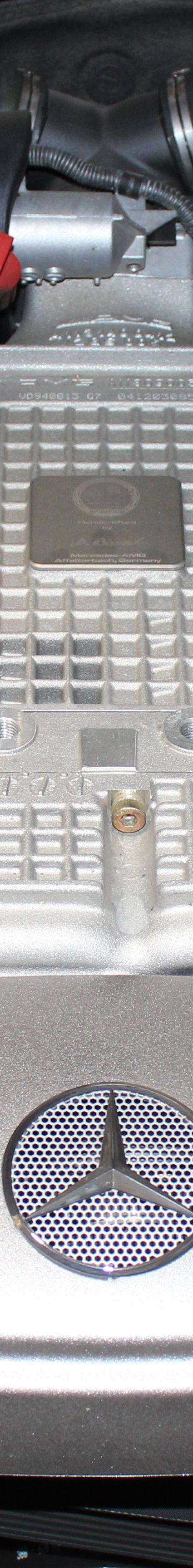2005 MERCEDES SL55 R230 MY05 AMG