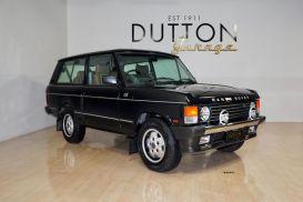 1991 Land Rover Range Rover CSK