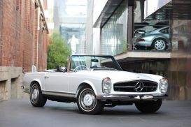 1970 Mercedes-Benz 280SL Pagoda Roadster