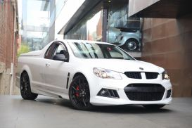 2014 Holden Special Vehicles Maloo GEN-F MY14 R8 Utility Extended Cab 2dr Spts Auto 6sp 6.2i