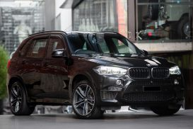 2015 BMW X5 F85 M Wagon 5dr Steptronic 8sp 4x4 4.4TT