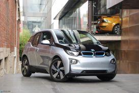 2014 BMW i3 I01 60Ah Hatchback 5dr Auto 1sp DC125kW [Nov]