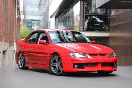 2003 Holden Special Vehicles GTS Y Sedan 4dr Auto 4sp 5.7i