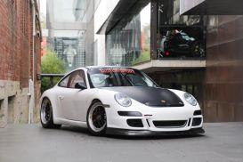 Porsche 997 Cup Car
