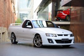 2004 Holden Special Vehicles Maloo Z Series R8 Utility Extended Cab 2dr Auto 4sp 620kg 6.0i
