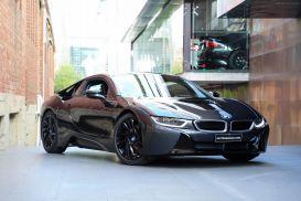 2015 BMW i8 I12 Coupe 2dr Auto 6sp AWD 1.5T/96kW Hybrid