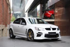 2015 Holden Special Vehicles GTS GEN-F Sedan 4dr Man 6sp 6.2SC [MY15]