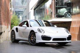 2013 Porsche 911 991 Turbo S Coupe 2dr PDK 7sp AWD 3.8TT [MY15]
