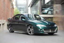 2001 Holden Special Vehicles GTS VX Sedan 4dr Man 6sp 5.7i
