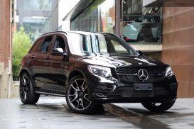 2019 Mercedes-Benz GLC-Class X253 GLC43 AMG Wagon 5dr 9G-TRONIC 9sp 4MATIC 3.0TT
