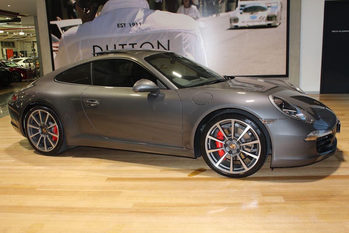 2012 Porsche 911 Carrera 991 S Pdk