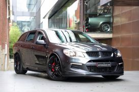 2017 Holden Special Vehicles Clubsport GEN-F2 R8 Tourer LSA 5dr Spts Auto 6sp 6.2SC [MY17]