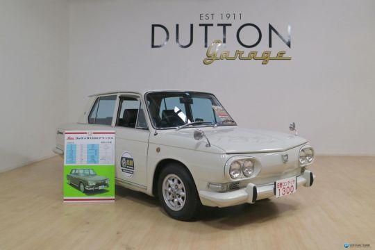 1967 HINO CONTESSA 1300