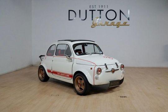 1964 FIAT BAMBINA