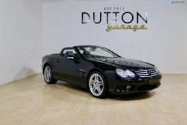 2006 MERCEDES-BENZ SL 6.0P5SP2DRCOUPE