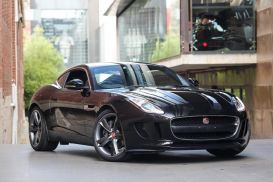 2015 Jaguar F-TYPE X152 Coupe 2dr Quickshift 8sp RWD 3.0SC [MY16]