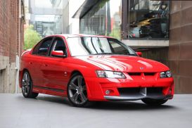2003 Holden Special Vehicles Clubsport Y R8 Sedan 4dr Auto 4sp 5.7i