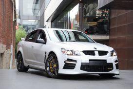 2015 Holden Special Vehicles GTS GEN-F2 Sedan 4dr Spts Auto 6sp 6.2SC [MY16]