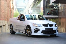 2015 Holden Special Vehicles Maloo GEN-F MY15 GTS Utility Extended Cab 2dr Spts Auto 6sp 6.2SC