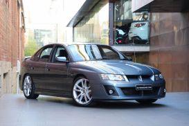 2005 Holden Special Vehicles Clubsport Z Series R8 Sedan 4dr Man 6sp 6.0i
