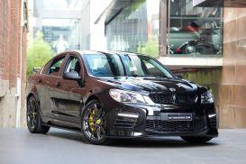 2016 Holden Special Vehicles GTS GEN-F2 Sedan 4dr Man 6sp 6.2SC [MY16]