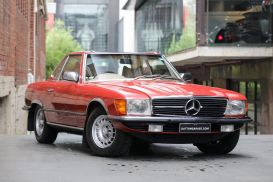 1976 Mercedes-Benz 450SL R107 Roadster 2dr Auto 3sp 4.5i