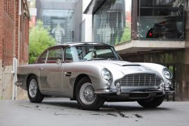 1964 Aston Martin DB5 Coupe 2dr Man 4sp 4.0 [Jan]