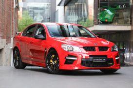2013 Holden Special Vehicles GTS GEN-F Sedan 4dr Man 6sp 6.2SC [MY14]