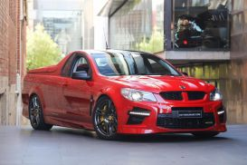 2014 Holden Special Vehicles Maloo GEN-F MY15 GTS Utility Extended Cab 2dr Spts Auto 6sp 6.2SC