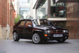 1991 Lancia Delta Integrale Evolution 1