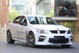 2015 Holden Special Vehicles GTS GEN-F Sedan 4dr Spts Auto 6sp 6.2SC [MY15]