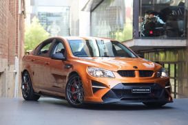 2017 Holden Special Vehicles GTS GEN-F2 R Sedan 4dr Man 6sp 6.2SC [MY17]