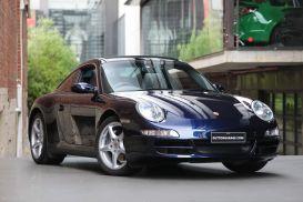 2006 Porsche 911 997 4 Targa 2dr Man 6sp AWD 3.6i [MY07]