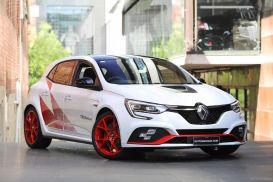 2020 Renault Megane BFB R.S. Trophy-R Hatchback 5dr Man 6sp 1.8T [Jan]