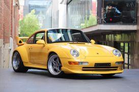 1996 Porsche 911 993 GT2