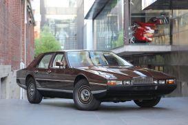 1981 Aston Martin Lagonda Series 2 Lagonda Sedan 4dr Auto 3sp 5.4