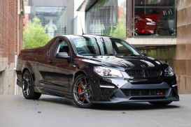 2017 Holden Special Vehicles Maloo GEN-F2 MY17 GTS R Utility Extended Cab 2dr Spts Auto 6sp 6.2SC