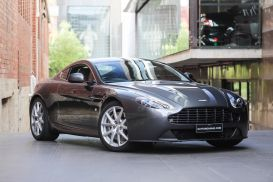 2015 Aston Martin V8 Vantage Coupe 2dr Sportshift II 7sp 4.7i [MY15]