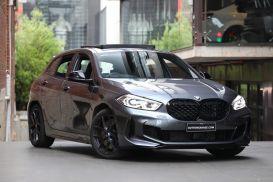 2020 BMW 1 Series F40 M135i xDrive Hatchback 5dr Steptronic 8sp 4x4 2.0T (May)