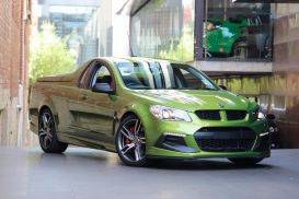 2016 Holden Special Vehicles Maloo GEN-F2 MY16 R8 LSA Utility Extended Cab 2dr Spts Auto 6sp 6.2SC