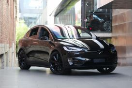 2016 Tesla Model X 90D Wagon 5dr Reduction Gear 1sp AWD ACkW [Oct]